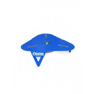 Oduman LED Untersetzer - Typ2 blue