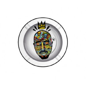 "Fire-Flow Ashtray Hip Hop Legends ""2Pac"" small"