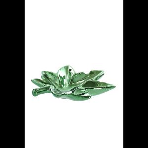 Champ High Leaf Aschenbecher grün