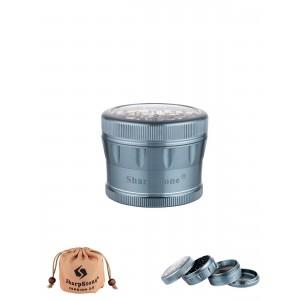 SharpStone Grinder 62 mm, blau