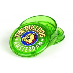 The Bulldog Grinder Acryl Ø 60 mm 3-teilig grün