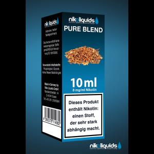 Niko Liquids Pure Blend 10 ml (8 mg Nikotin)