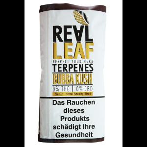 'RealLeaf' 'Terpenes Bubba Kush' Tabakersatz Kräutermischung 20 g