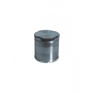 Black Leaf Alu 'New Edge' Grinder Ø 50 mm, 5-teilig grau