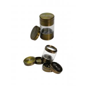 Black Leaf 'S&G' Shaker-Grinder 5-tlg. gold