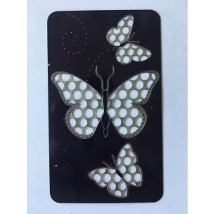 Credit Card Grinder Butterfly