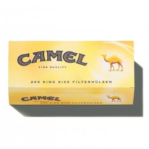 Camel, 200 King Size Filterhülsen
