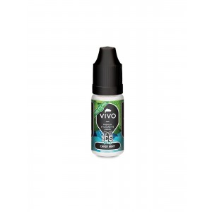 VIVO E-Liquid Candy Mint 10 ml (0 mg Nikotin)