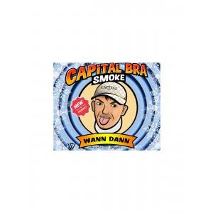 """Capital Bra Smoke Shishatabak """"WANN DANN""""  200 g Dose"""