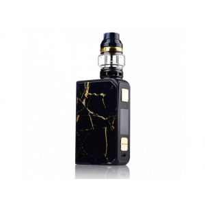 CoilArt LUX 200 E-Zigarettenset, Schwarz