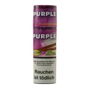 Cyclones Hemp Blunt Purple, einzeln