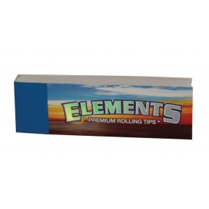 ELEMENTS Regular Filter Tips, Heftchen einzeln