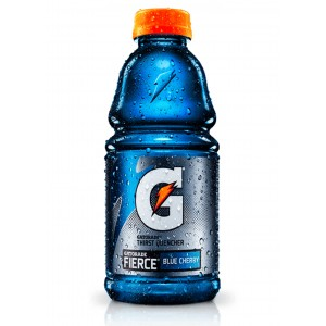 GATORADE Fierce Blue Cherry (591 ml)