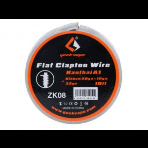 Geekvape Flat Clapton Wire Wickeldraht für E-Zigaretten