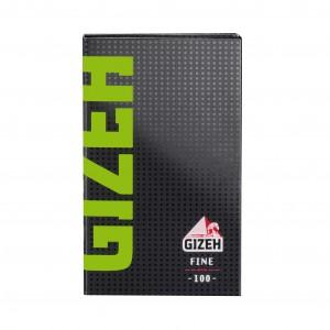 Gizeh Black Fine Papers mit Magnet, Heftchen einzeln