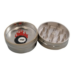 BUDDIES Mini Metal Grinder Ø 40 mm, Eightball