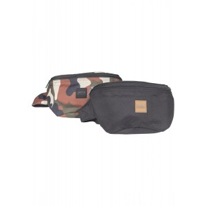 Urban Classics Hip Bag 2-Pack