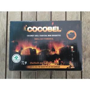 Cocobel Kokoskohle, 72 Würfel