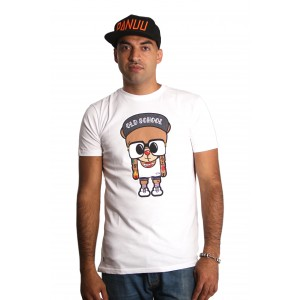 PANUU Harlem Tee (weiß), T-Shirt
