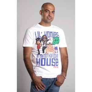 PANUU Homie Tee (weiß), T-Shirt