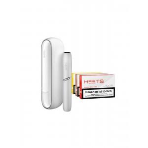IQOS 3 Duo Tabakerhitzer Set Warm White