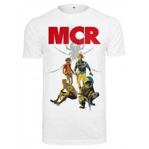 Mister Tee My Chemical Romance Killjoys Pinup Tee weiss