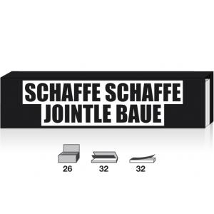 """""""Schaffe Schaffe"""" Papers und Tips, Heftchen einzeln"""