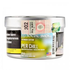 Social Smoke Shishatabak 250 g PER CHILL