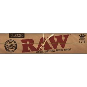 RAW Classic King Size Slim, Heftchen einzeln