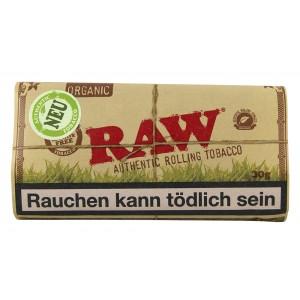 RAW Organic Tabak 30 g Pouch
