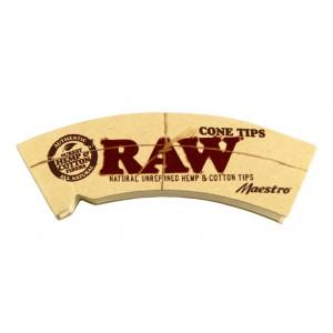 RAW konische Cone Tips Maestro, Heftchen einzeln