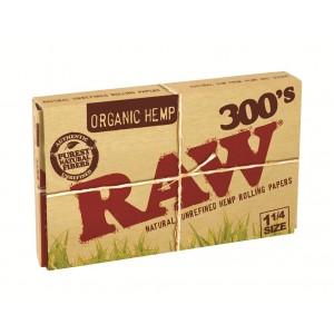 RAW Organic 300 1 1/4, Heftchen einzeln