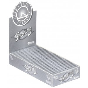 Smoking Regular Master Papers, 25er Box