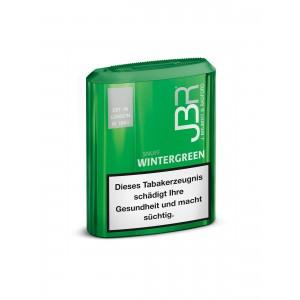 Pöschl JBR Wintergreen Schnupftabak 10 g Dose