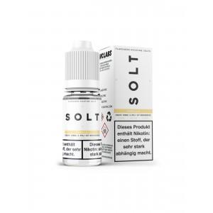 SOLT Nikotinsalz Liquid Vanilla