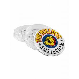 The Bulldog Grinder Acryl Ø 60 mm, 3-teilig transparent