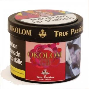 True Passion Okolom CB10 Shisha Tabak 200 g Dose inkl. Liquid 20 g