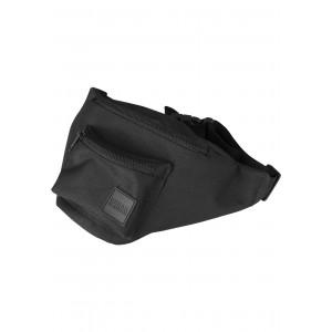 Urban Classics Triple-Zip Hip Bag schwarz