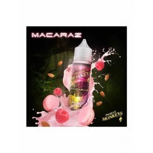 Twelve Monkeys MacaRaz E-Zigaretten Liquid 50 ml 0 mg