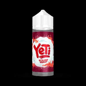 Yeti - Strawberry 100 ml