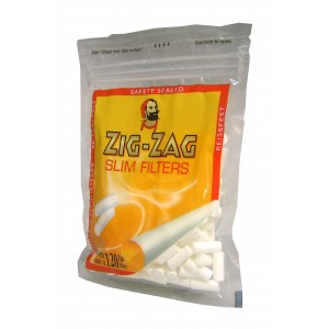 Zig-Zag Slim Filter, 120er Pack