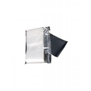 Zipperbags 70 x 100 mm 50 µ clear einzeln