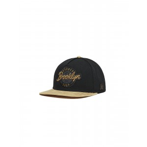 CAYLER & SONS Barber Cap schwarz/gold