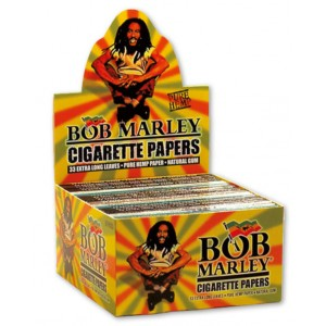 Smoking Bob Marley King Size Papers, 50er Box