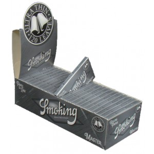Smoking Master Double Papers, 25er Box