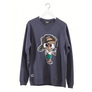 PANUU Dope (dunkelblau), Sweatshirt