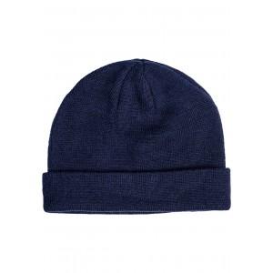 MasterDis Short Cuff Knit Beanie blau