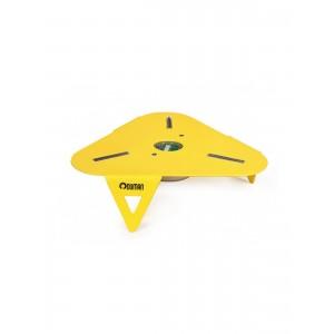 Oduman LED Untersetzer - Typ2 yellow