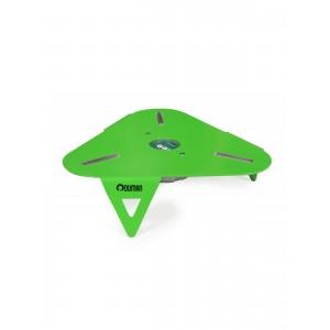 Oduman LED Untersetzer - Typ2 green