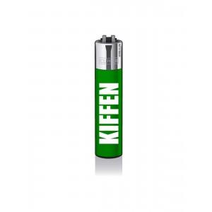 CLIPPER Feuerzeug Impact #12, KIFFEN